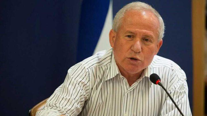 """""""ديختر"""" يكشف نوايا إسرائيلية مبطنة لغزّة"""