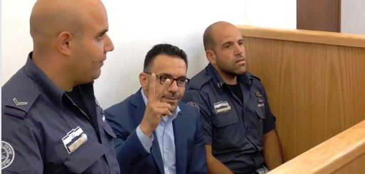 مجدًّدا.. اعتقال عدنان غيث محافظ القدس