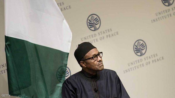 رئيس نيجيريا يخرج عن صمته بعد مقتل 100 جندي