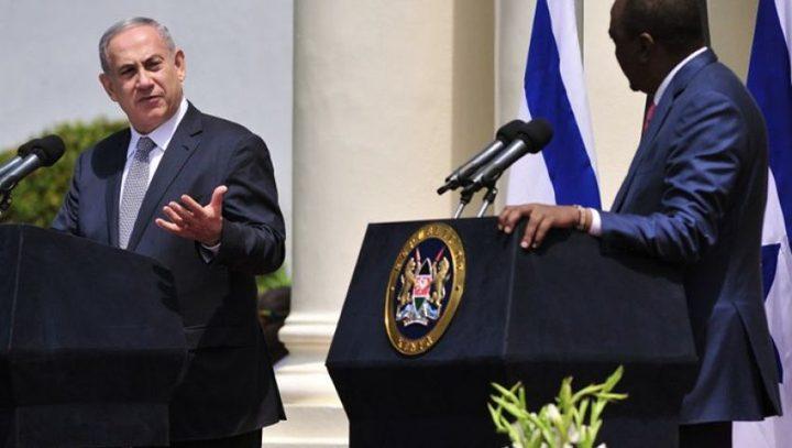 بعد انقطاع العلاقات 40 عاما-رئيس التشاد في تل ابيب