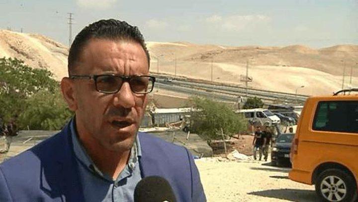 منظمة التحرير تدين اعتقال الاحتلال لمحافظ القدس
