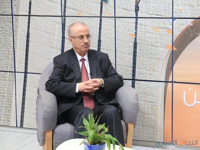 الحمد الله: نحن بحاجة للوحدة وتمكين الحكومة بغزة