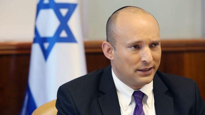بينيت يزعم:السلام يتحقق فور تتوقف حماس عن مهاجمتنا