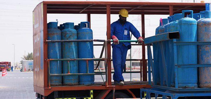 تعويم أسعار الغاز في قطاع غزة