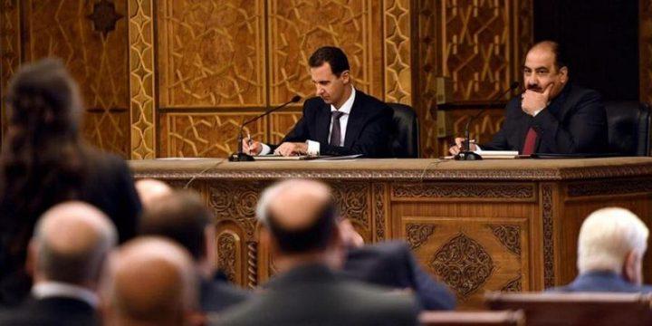 الأسد يجري تعديلا في الحكومة