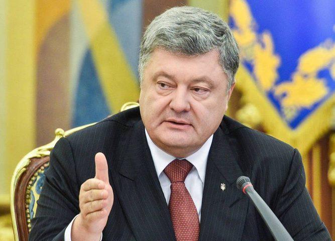 أوكرانيا تدرس إعلان الأحكام العرفية