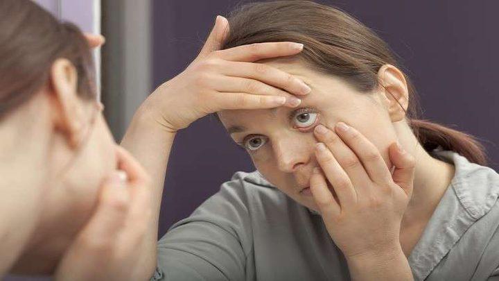 اكتشاف بروتين خطير في عيون البشر