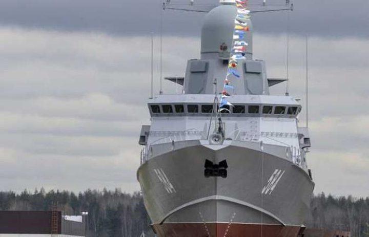 قصف بسبب احتجاز روسيا سفن حربية أوكرانية
