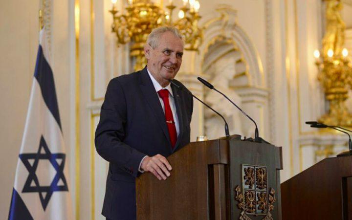 التشيك تستعتد بأولى خطواتها لنقل سفارته