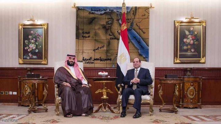السيسي: أمن السعودية جزء من الأمن القومي المصري