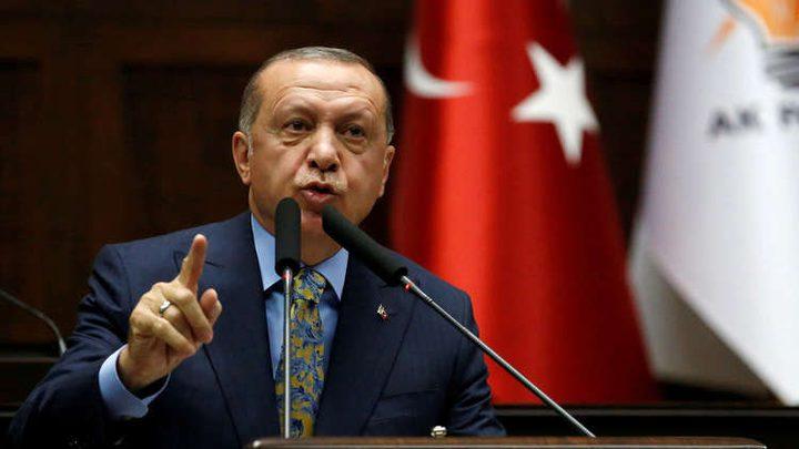 أردوغان: هناك من درب داعش لزعزعة استقرار سوريا