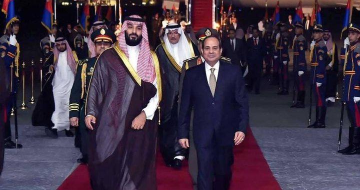 ماذا ناقش بن سلمان مع السيسي في القاهرة ؟