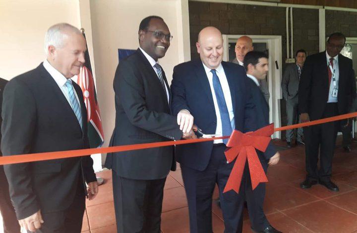 اسرائيل تنشأ ملاحق اقتصادية جديدة في كينيا