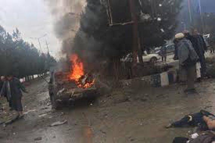 مقتل 10 في هجوم مزدوج بالعاصمة الأفغانية كابل