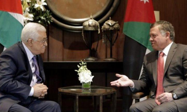 العاهل الأردني يؤكد حل الدولتين ويدعو للمفاوضات