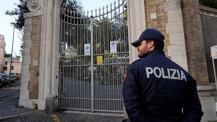 اعتقال شاب فلسطيني في ايطاليا بتهمة الإرهاب