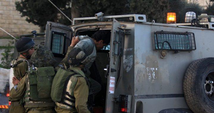 قوات خاصة للاحتلال تعتقل شاباً من سيلة الحارثية