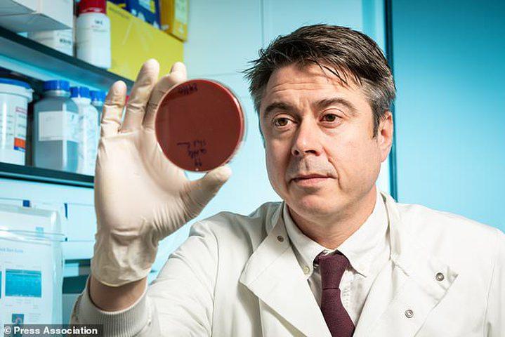 """دراسة:بكتيريا البشرة يمكن أن تكون """"قاتلة""""!"""