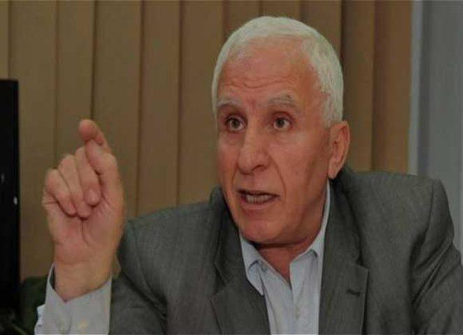 الأحمد: لا يوجد ورقة مصرية جديدة للمصالحة