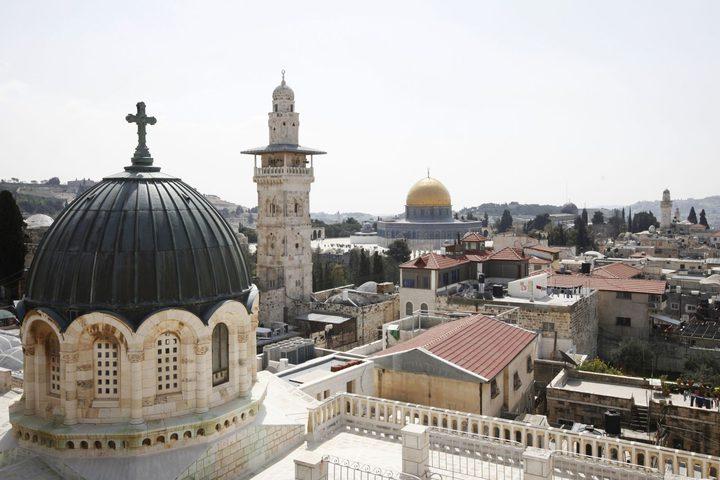 الافراج عن 3 نشطاء بشرط الابعاد عن شوارع القدس