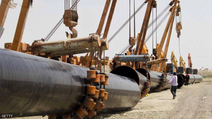 الزلزال يوقف تصدير الغاز الإيراني إلى العراق