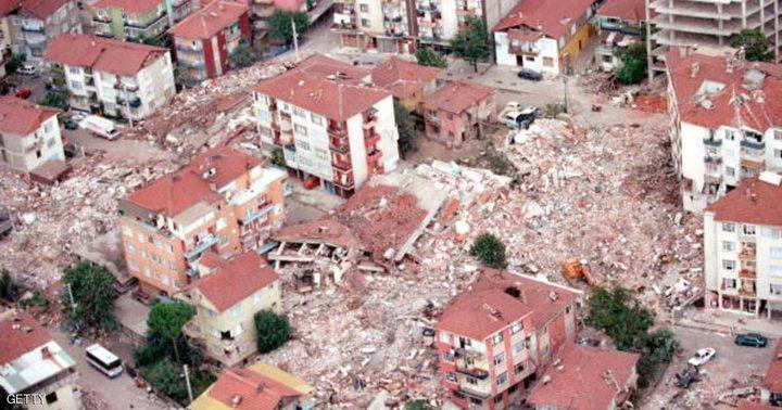 خطر يهدد تركيا.. تحذير من زلزال مدمر