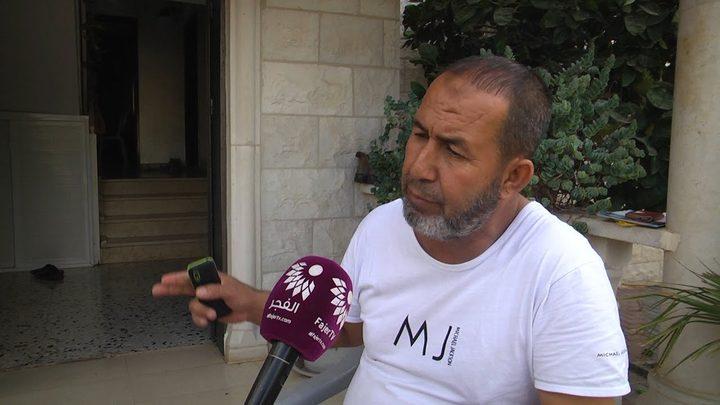 الاحتلال يقدم لائحة اتهام ضد والد  نعالوة