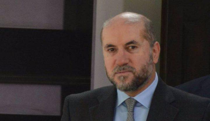 الهباش: عدم الوقوف بجانب الرئيس خيانة