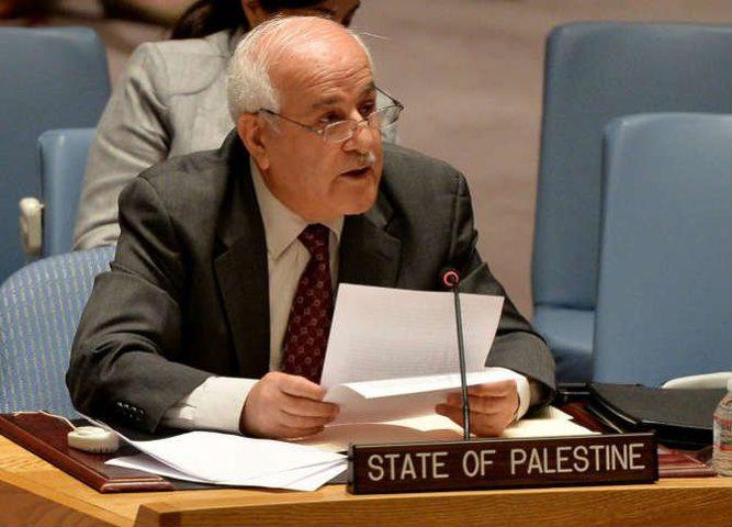 مشروع القرار الأمريكي يستهدف شعبنا لا حماس وحدها
