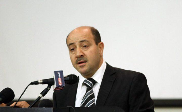 أبوزيد يبحث تعزيز التعاون مع المعهد العربي للتخطيط