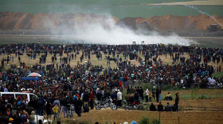 """غزة تستعد لـ""""جمعة التضامن مع الشعب الفلسطيني"""""""