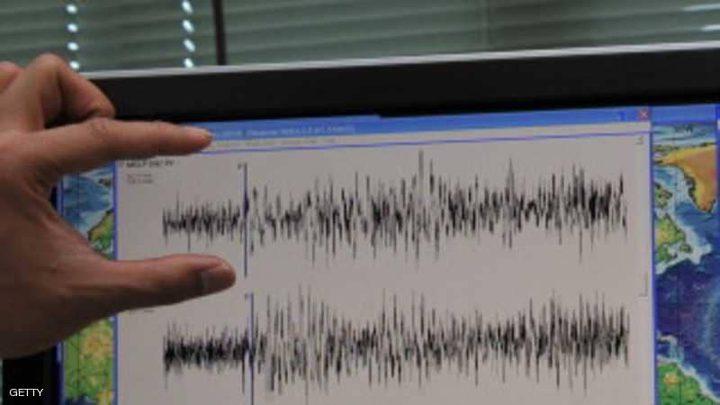 زلزالان قويان يضربان ولاية أميركية
