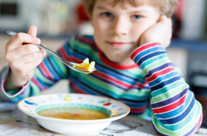 أطعمة تساعد طفلك على محاربة برودة الشتاء