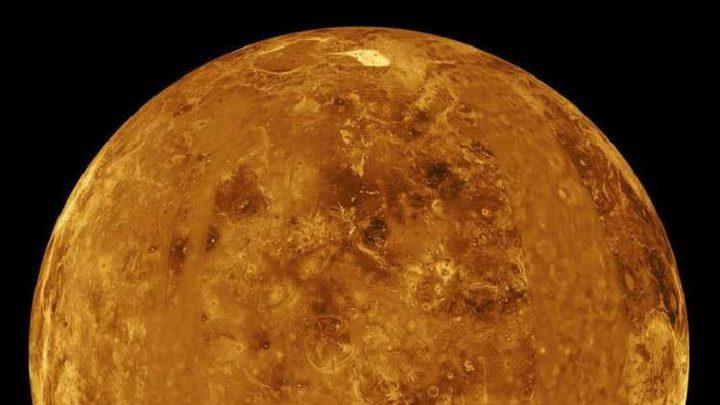 اكتشاف طبقة أوزون على كوكب الزهرة