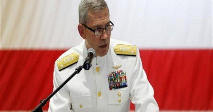العثور على جثة قائد القوات البحرية الامريكية