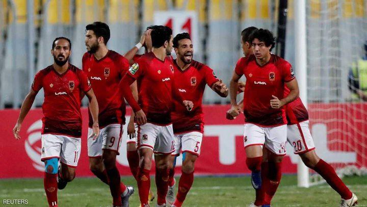الأهلي المصري يعود للانتصارات