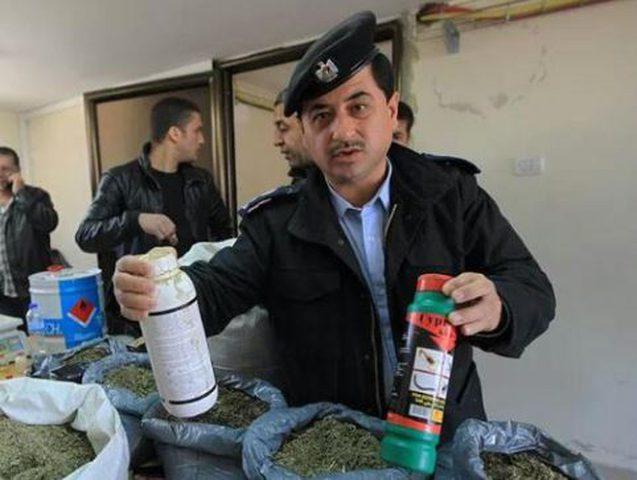 القبض على 3 من اخطر تجار المخدرات ببيت لحم