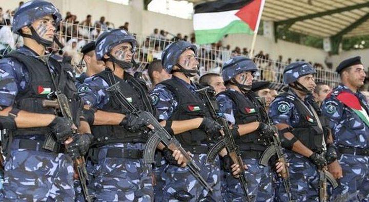 اللواء عطا الله يعلن عن تنقلات في جهاز الشرطة