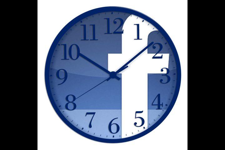 """هكذا تحدد """"وقتك على الفيسبوك"""""""
