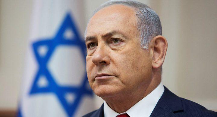 """""""نتنياهو"""" يصادق على مشروع تمويل مستوطني غلاف غزة"""