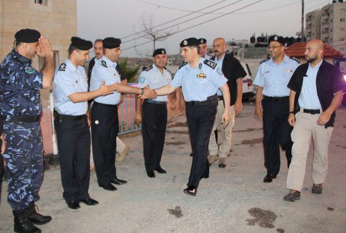 اللواء حازم عطا الله يُجري تنقلات في جهاز الشرطة