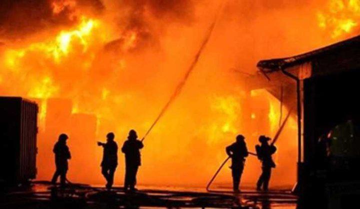 الاحتلال: لسنا جاهزين للتعامل مع حرائق كبيرة