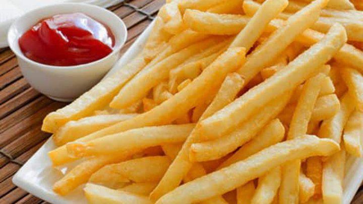 الكمية الآمنة من البطاطس المقلية التي يجب تناولها