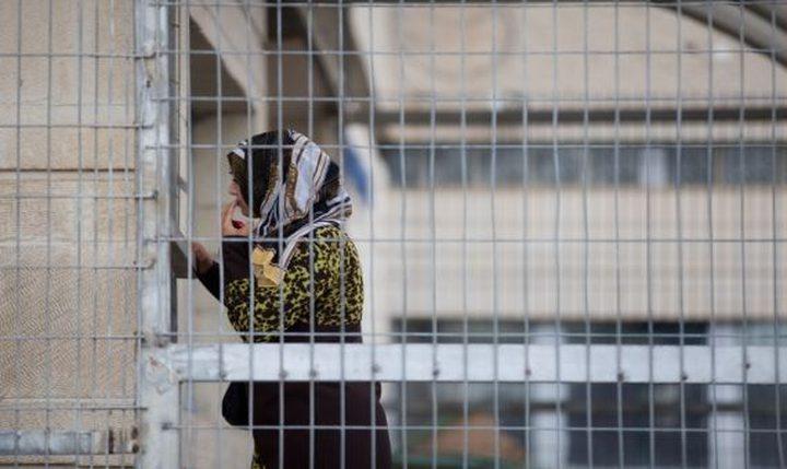 الأسيرات في سجن الدامون ما زلن يعانين أوضاعاً سيئة