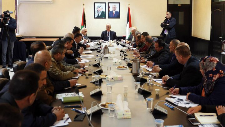 الحمدالله يلتقي المجلس الأعلى للدفاع المدني
