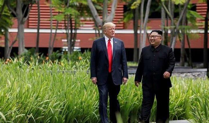 ترامب سيلبي مطالب كيم بعد نزع سلاحه النووي