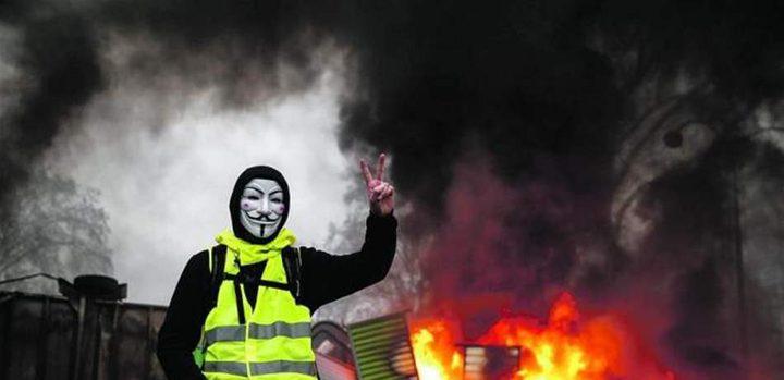 """اقتراحات للمعارضة لإخماد ثورة """"السترات الصفراء"""""""