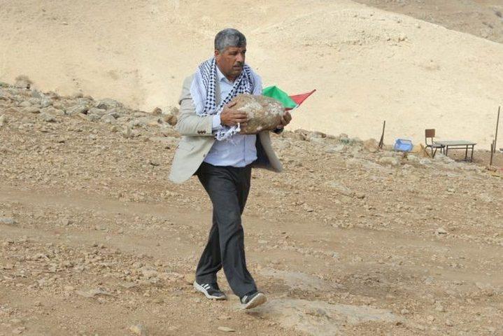 الوزير عساف: الاحتلال يجدد أمر اغلاق الخان الأحمر