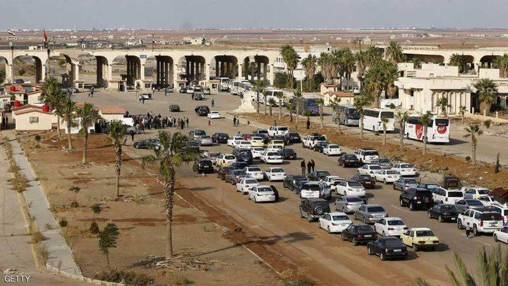 28 ألف سوري غادروا الأردن إلى الأراضي السورية