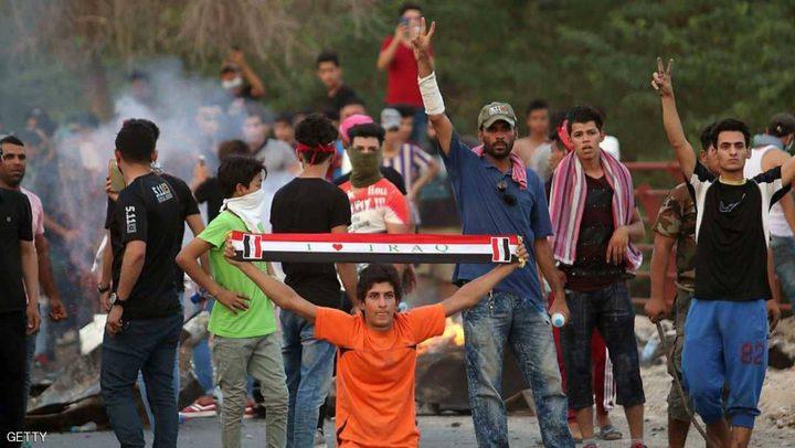 المظاهرات تتجدد في البصرة بعد شهرين من الهدوء